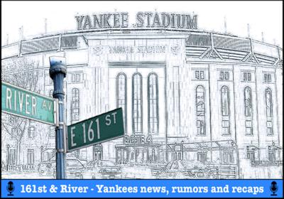 Covering all things Yankees, all year long. Colin, Cesar, and Tre discuss the latest Yankees news, rumors, game recaps, and series previews.