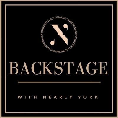 Backstage with Nearly York
