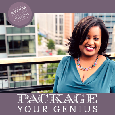 Package Your Genius Personal Branding Podcast