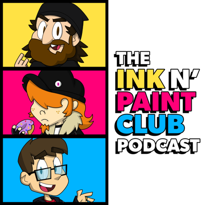 The Ink N' Paint Club Podcast