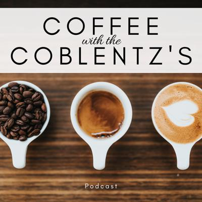 A podcast with freshly brewed coffee and casual conversation between a (future) husband and wife.