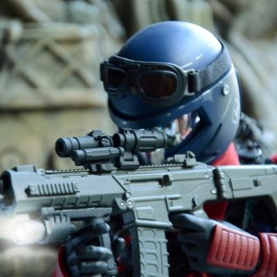 G.I. Joe: A Real American Hero through the eyes of South African fanboys.