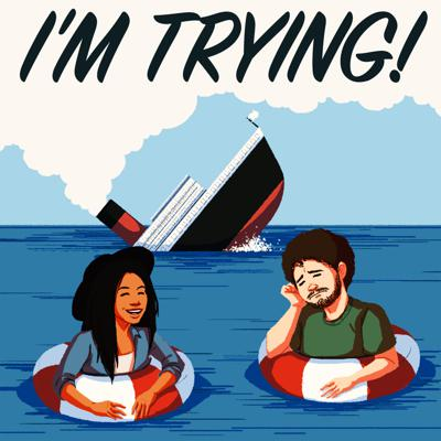 A comedy podcast about failure, fear, and desperation. Hosted by Jhanelle Dennis and Jacob Derwin.