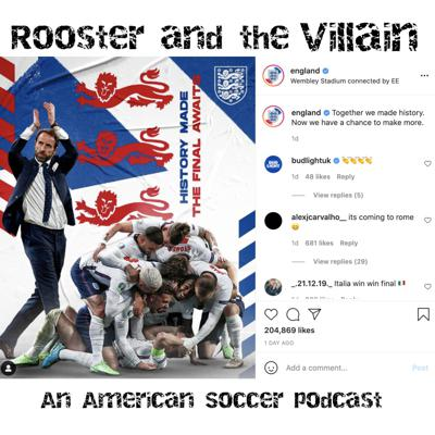 Rooster and the Devil: An American Soccer Podcast