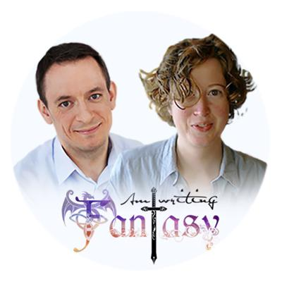 The Am Writing Fantasy Podcast