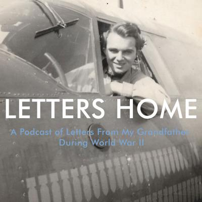 Letters Home - World War 2 Letters from George Leach, Jr.