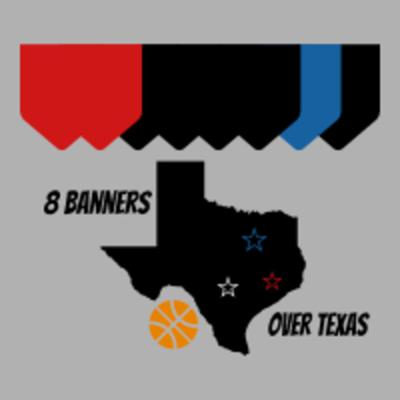 8 Banners Over Texas