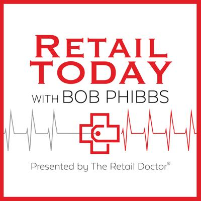 Retail Today with Bob Phibbs is a daily digest guiding brick-and-mortar retailers to gain better traction, generate more revenue, and stay strong in their market.
