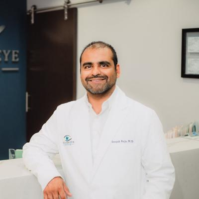 Ophthalmologist talks about various eye-related topics
