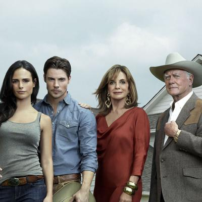 Dallas the television series on TNT