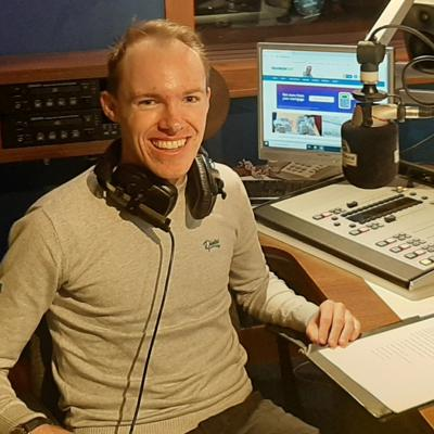 Michael Cooke Sports Broadcaster