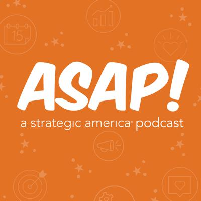 Advertising. Acronyms. Amazing humans. At Strategic America, we're bringing you a little bit of everything. Join us as we navigate the ever changing world of marketing with the help of the experts. Broadcasting from West Des Moines.