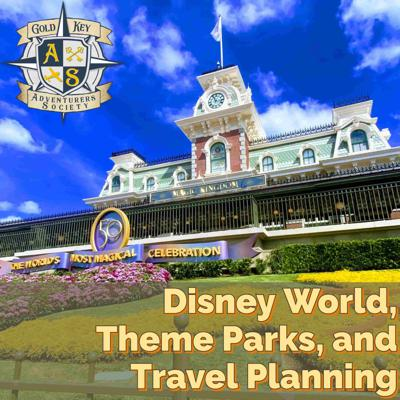 Disney World News and Travel Planning with The Gold Key Adventurers Society