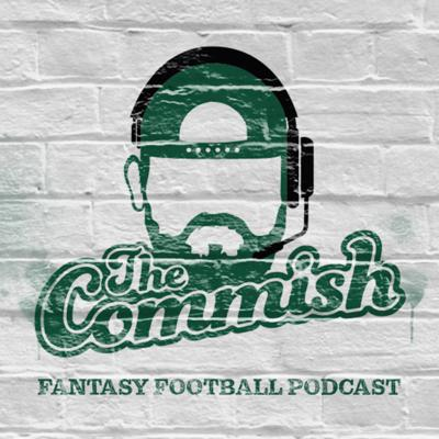 """Along with advice on weekly picks ups, roster starts, and player value, The Commish Fantasy Football Podcast dives into the heart of an """"every-day"""" fantasy football league and their struggle to earn fantasy football glory."""