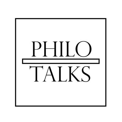 Philo Talks is a conversation between two friends opened and shared with the world. Our aim is to learn through conversation, reflection and critical thought, while developing our view of the world, hopefully, with help from you. We discuss a wide range of topics, but always from a philosophical perspective.