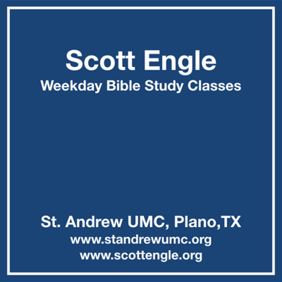 Audio of my weekday Bible study classes
