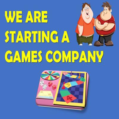 Starting a Games Company