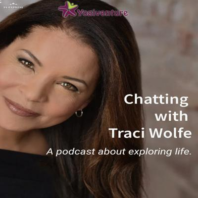 Yogiventure - chatting with Traci Wolfe