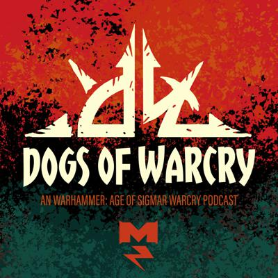 Dogs of Warcry covers Warhammer Age of Sigmar Warcry, a fast paced, cinematic skirmish game by Games Workshop.