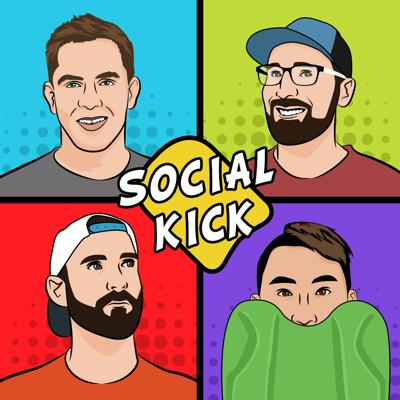 Welcome to the social kick podcast. Tune every week for up-to-date swim talk to fill your social kick needs!