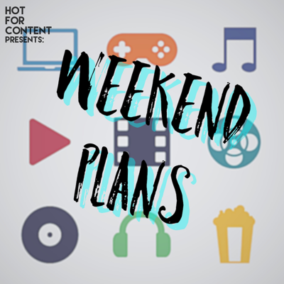 A podcast about video games, movies, tv shows, sports, and anything else that we love to take up our weekends with.