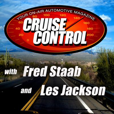Cruise Control is a automotive show that takes viewers on an inside tour of the car industry with vehicle reviews and interviews with auto industry designers, engineers and executives. Cruise Control is a show for the car enthusiast that enjoys racing and restoring all kind of vehicles.Check out our site at www.cruisecontrolradio.com