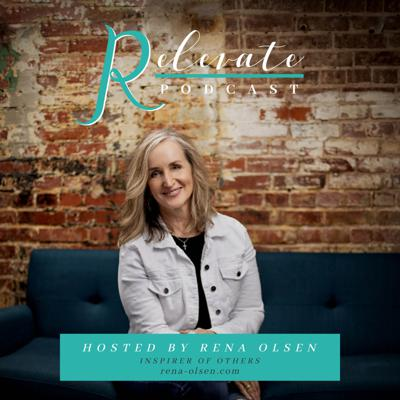 Inspiring conversations with real people about life. Relevate's host, Rena Olsen, believes an amazing life awaits for anyone willing to take that first step.