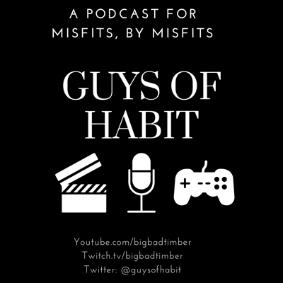 A Podcast for misfits, by misfits talking about movies, tv, pop culture, and life.