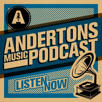 Welcome to the Andertons Music Podcast! Made by musicians, for musicians featuring killer jams, gear talk and exclusive interviews with some of the best in the industry!