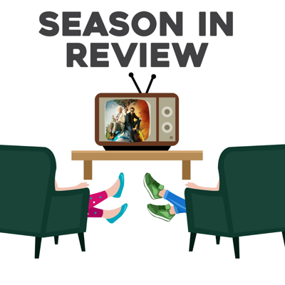 Breaking down TV one season at a time starting with Good Omens