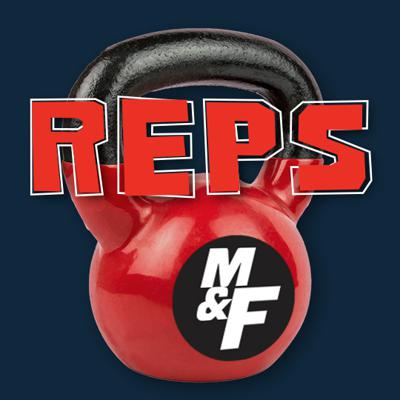 Reps by Muscle & Fitness