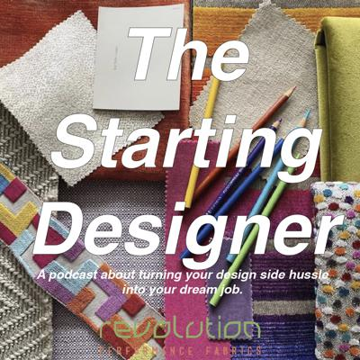 A podcast for the starting designers. Learn from top designers as they walk you through their year one ups, downs, lessons, and mistakes.