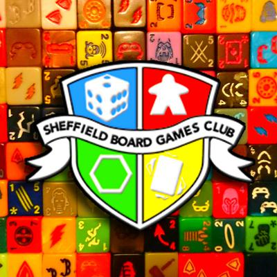 Official Sheffield Board Gamers Podcast.