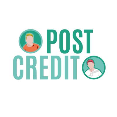 Post Credit is a podcast providing you with everything you need after the credits roll. Be it reviews, news, exclusive details, predictions, or theories, we've got you covered.