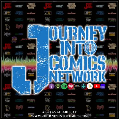 The Journey Into Comics Network is an eclectic podcast network built by friends around the globe!
