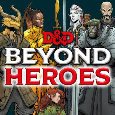 D&D Beyond presents our live play D&D 5e game! The continuing story of old friends, now Heroes, as they set out on missions across the planes. Find out more at dndbeyond.com