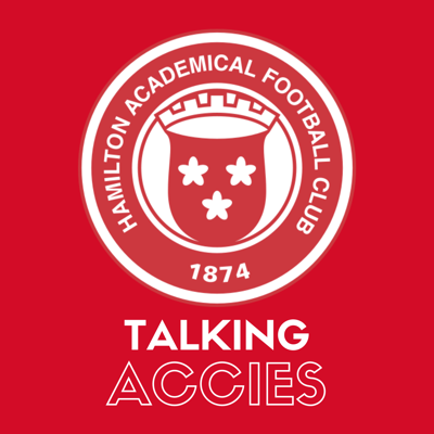 Cover art for Talking Accies EP:3 George Cairns