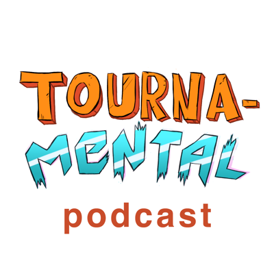 Four hosts battle made-up characters in a ridiculous tournament of the mind!