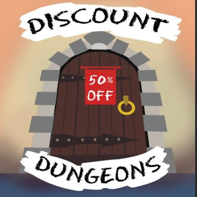 Returning for our second campaign, DiscountDungeons is a DnD 5e actual play podcast following the comically dark story of Clan of Ash as they attempt to accomplish good by doing bad. New episodes every other Wednesday.