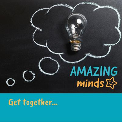 Amazing Minds Get together... Podcast