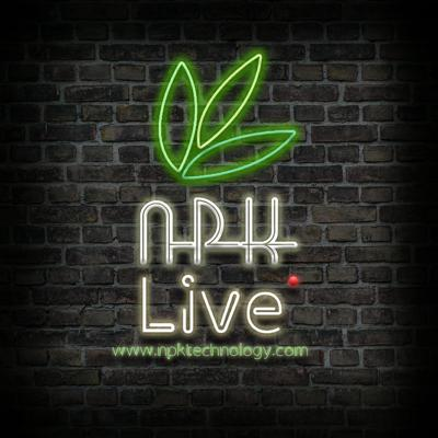 NPK Hydroponics Live: An honest, informal and passionate podcast about growing crops hydroponically