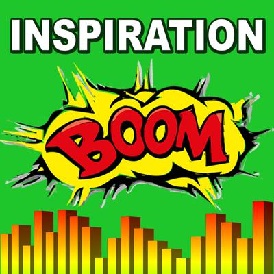 Inspiration BOOM! Stay happy, healthy & fulfilled