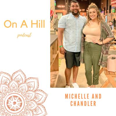 Couple Michelle and Chandler take you on an open and honest journey of their lives together as a Christian couple. They talk about everything from baseball to life together to Big Brother. They hope that this platform will serve as a conversation starter for people all over. Follow @onahillpodcast on Instagram to stay up to date.