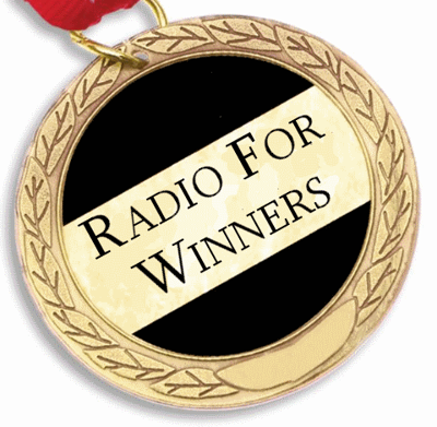 Jeremy, Tony and Don co-host a topical podcast about everything from Fast Food to Fat Dads getting Fit.  Real. Funny.  www.radioforwinners.com