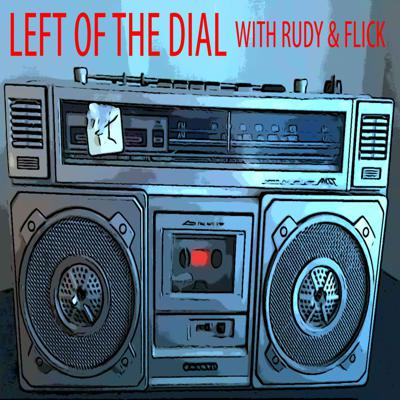LOTD Pod (Left of the Dial) is a music podcast by Rudy and Flick, two music nerds who would spend every waking hour listening to music (if only that were an option).