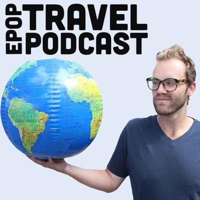 The EPOP Travel Podcast is hosted by Travis Sherry, a serial entrepreneur & world traveler.  Known as