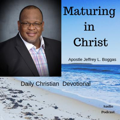 Maturing in Christ is a daily christian devotional designed help believers mature in Christ.