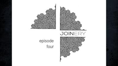 Cover art for JOINERY Three