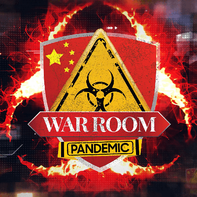 Cover art for Ep 108- Pandemic: Show Me the Models (w/Tom Fitton)