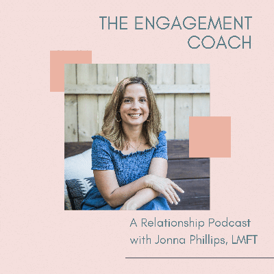 The Engagement Coach podcast provides resources, stories, and tools for couples interested in self growth and relationship growth.  This podcast walks through ways in which couples can have an intentional engagement season and marriage.